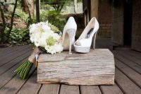 Simple Central Coast Wedding With Rustic Romance 5
