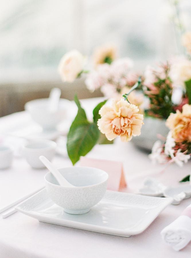 Japanese Styled Sakura Bloom Wedding Shoot