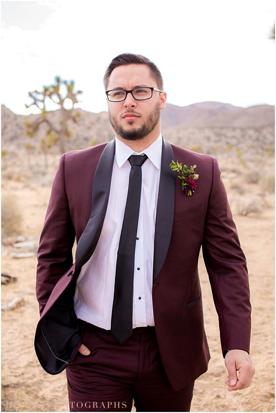 Grooms Dress For A Wedding 12 Ideal burgundy groom us suit