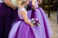 17 bold purple tutu dresses