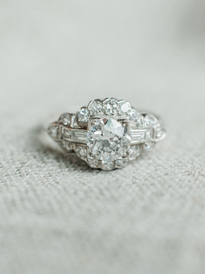 grey wedding ring