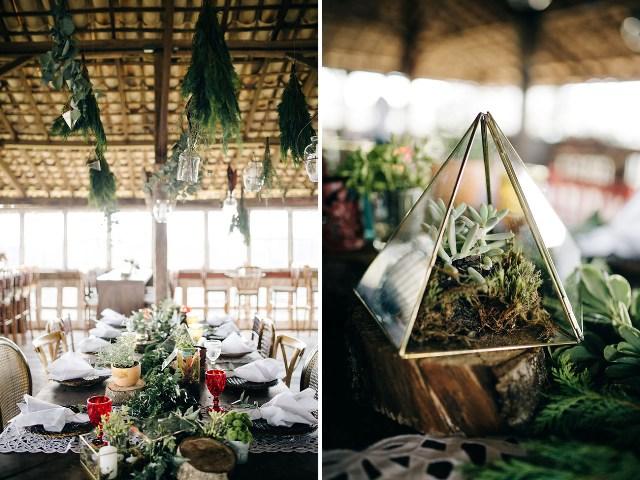 Carnival Inspired Wedding In Brazil