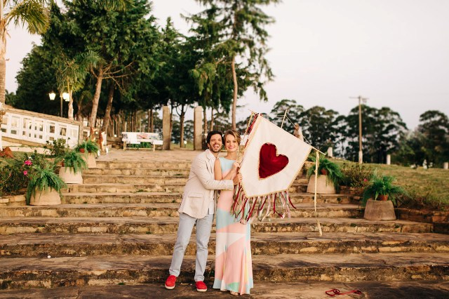 Carnival-Inspired Wedding In Brazil
