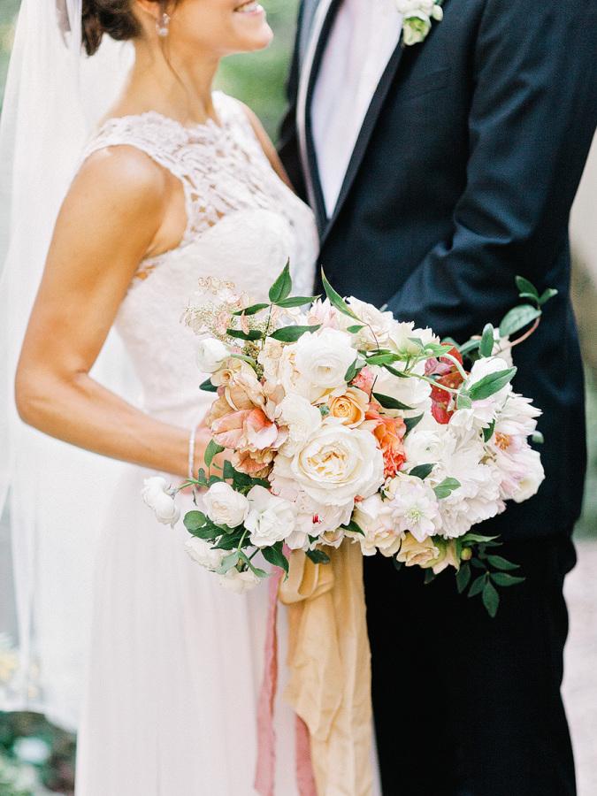 Picture Of Classic Botanical Wedding In Atlanta 5