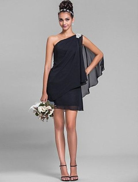 Cool and original mini dress