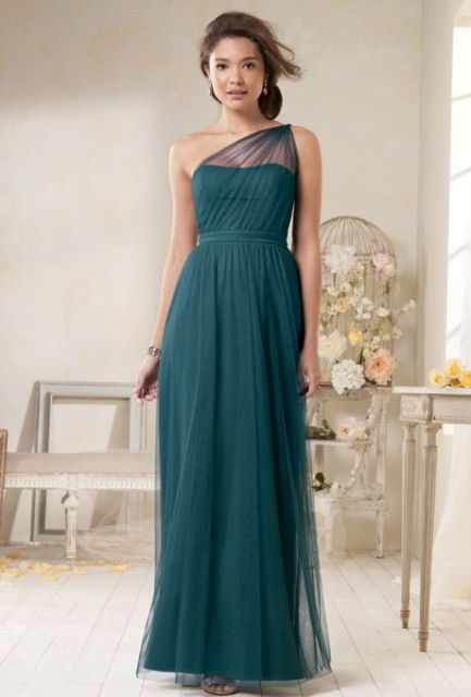 Maxi Dress For Wedding 65 Ideal Emerald maxi chiffon bridesmaid