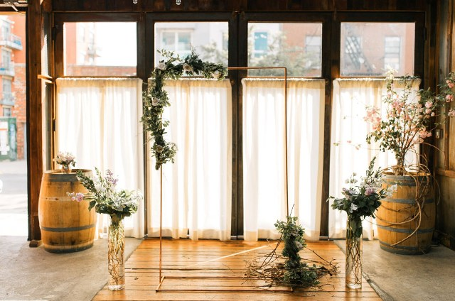 Picture Of Excellent Brooklyn Winery Wedding 10