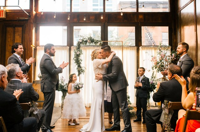 Picture Of Excellent Brooklyn Winery Wedding 11