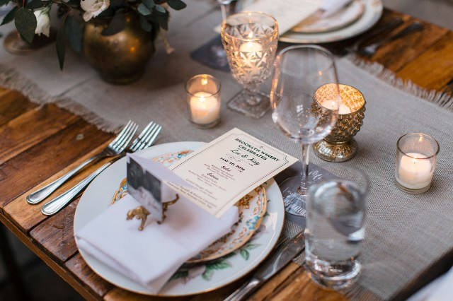 Picture Of Excellent Brooklyn Winery Wedding 17