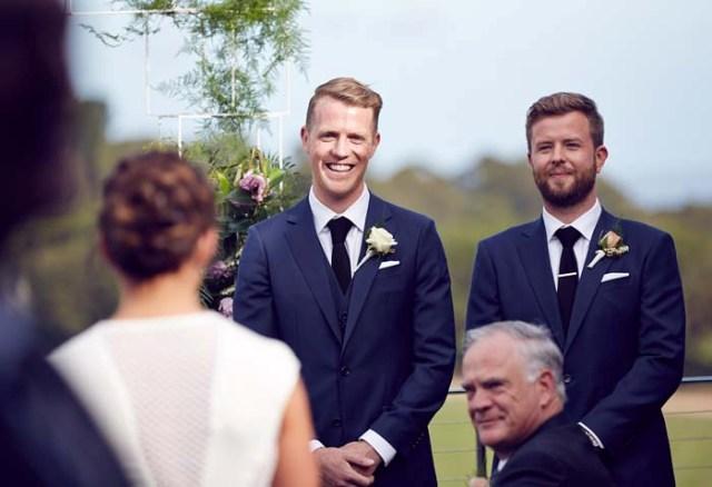 Modern Spectacular Floral Wedding