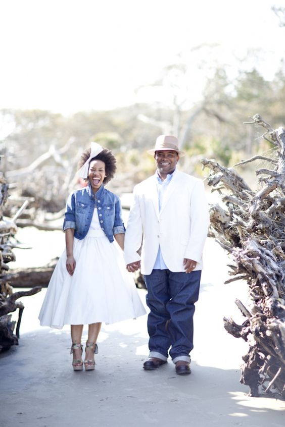 23 Ways To Rock A Denim Jacket At Your Wedding Weddingomania