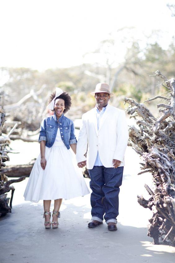 23 Ways To Rock A Denim Jacket At Your Wedding Weddingomania
