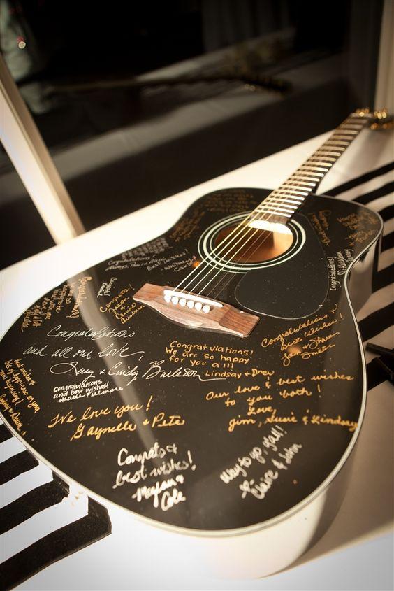 Small Music Room Guitar