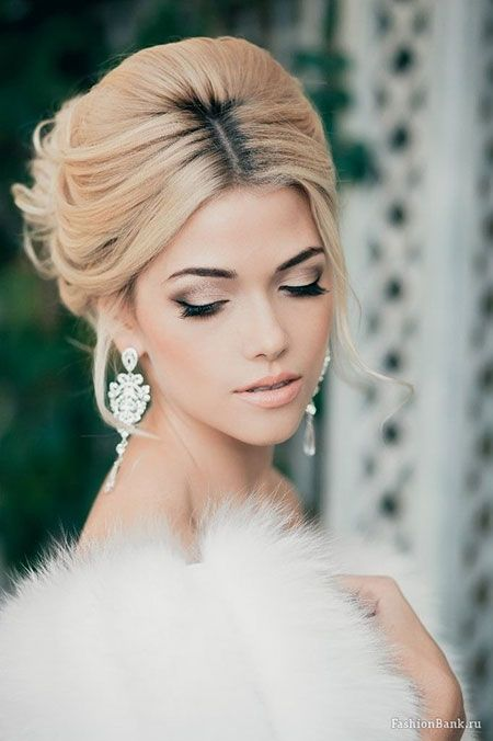 7 Winter Wedding Makeup Tips And 24 Ideas Weddingomania