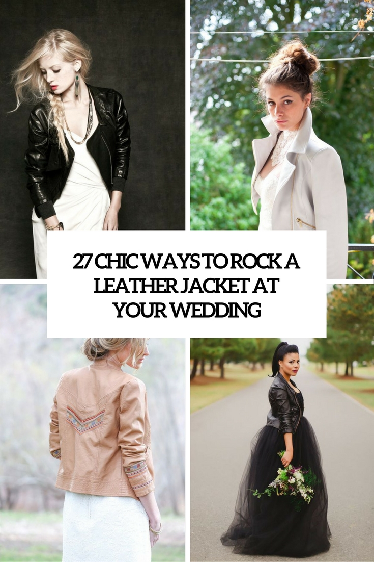 Jacket Dresses For Wedding
