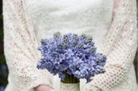 35 large ivory crochet shawl
