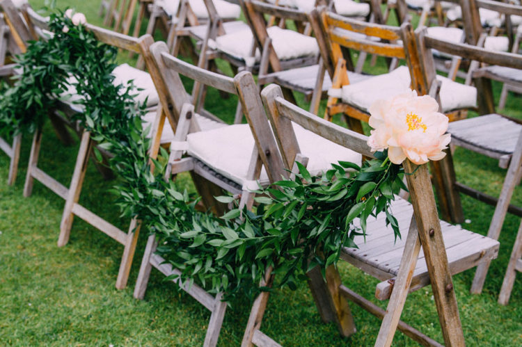 Amazing Tropical Inspired Wedding In The English Countryside