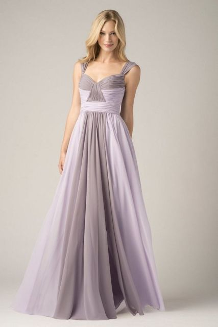 20 Unique Two Color Bridesmaid Dress Ideas - Weddingomania
