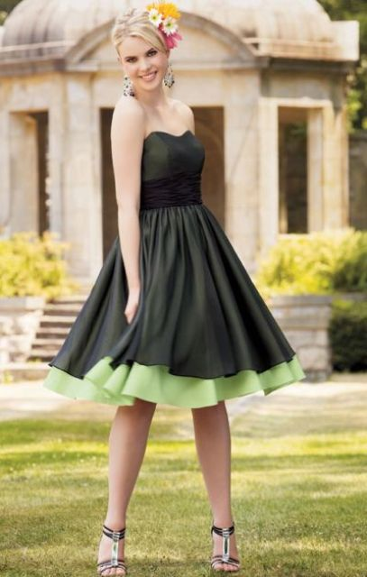 Unique Color Wedding Dresses