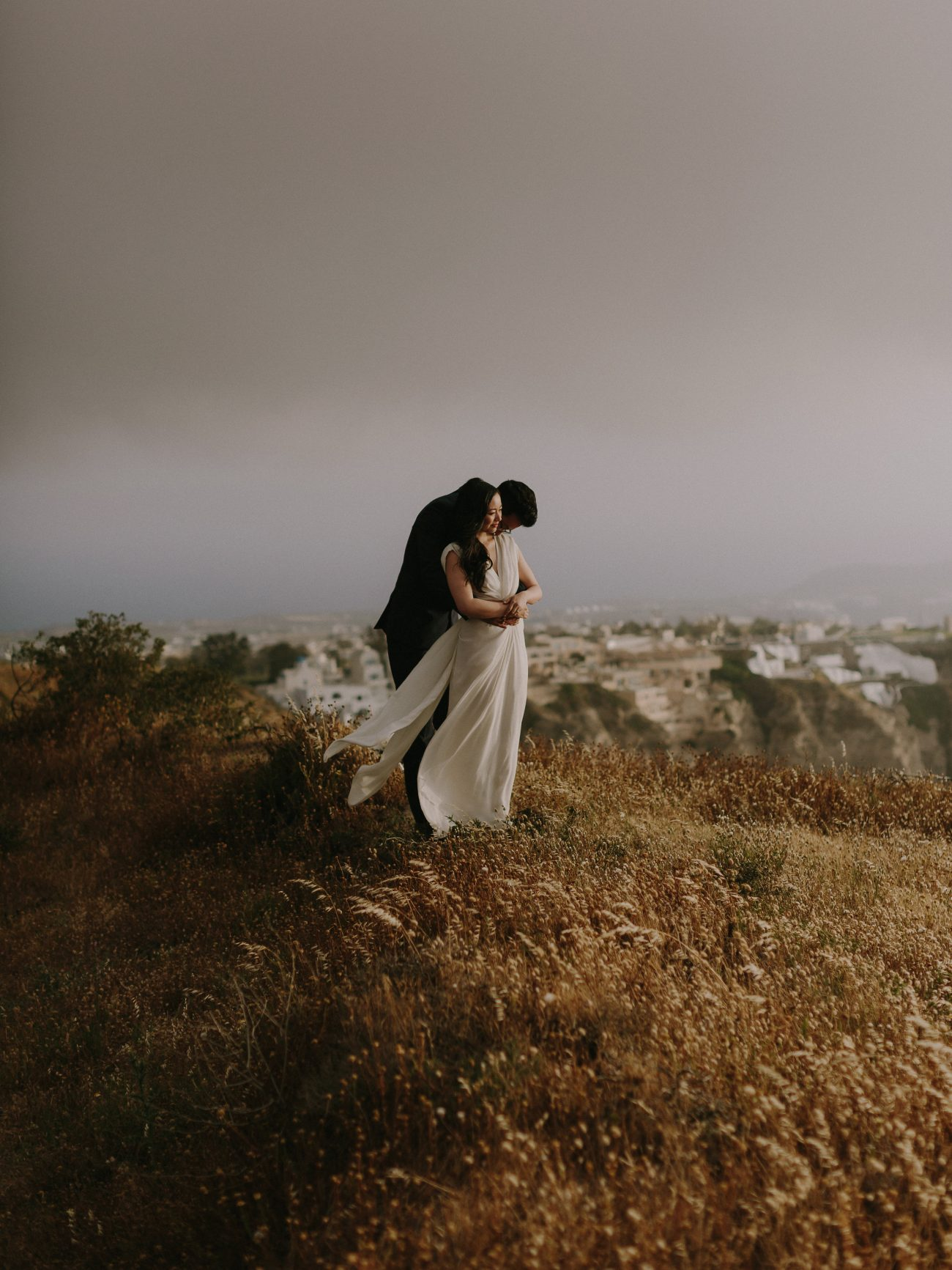 Picture Of Fabulous Destination Wedding In Greece 12