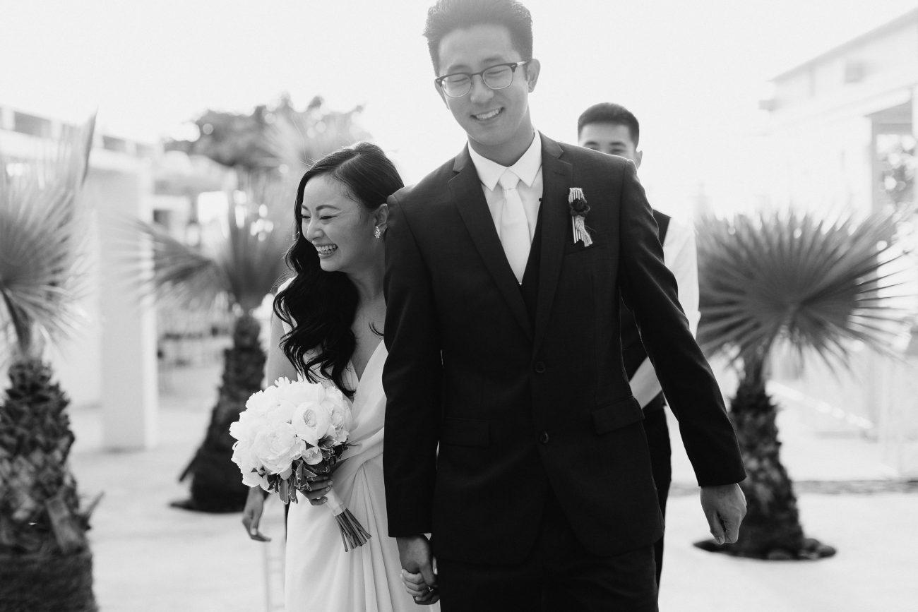 Fabulous But Moody Destination Wedding In Greece