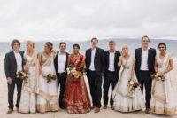 Gorgeous Indian Fusion New Zealand Wedding 6