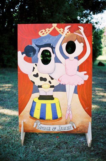 21 Whimsical Circus Wedding Theme Ideas Weddingomania
