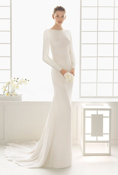 Winter Themed Wedding Dresses