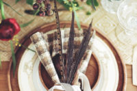 11 Light boho touches and relaxed decorations are incorporated