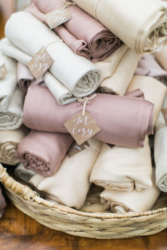 elegant pashmina favors to use at your wedding and on other days