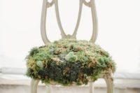 30 whimsical moss chair cushion