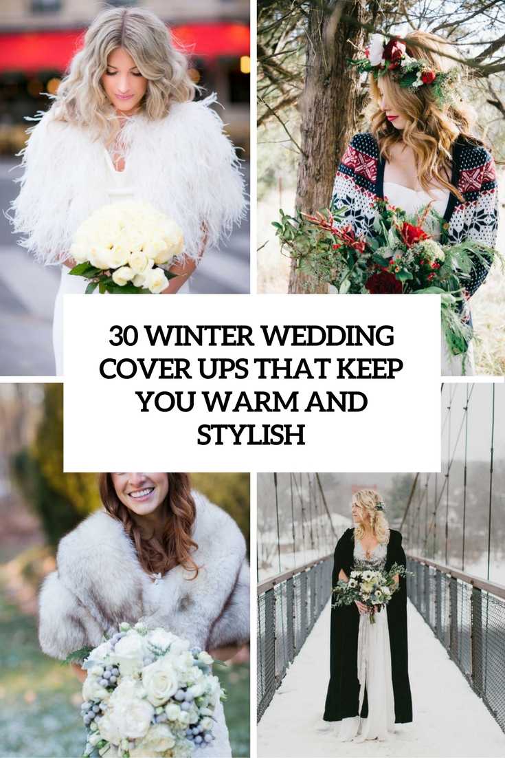 30 Winter Cover Ups That Keep You Warm And Stylish