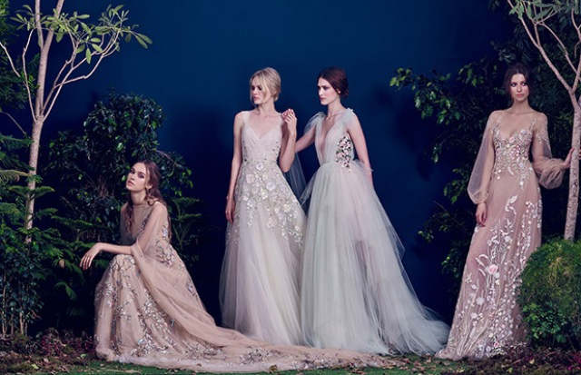 Whimsical, Trendy Dresses From Hamda al Fahim Fall/Winter 2016 Collection