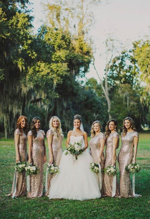 gold sequin sheath maxi dresses