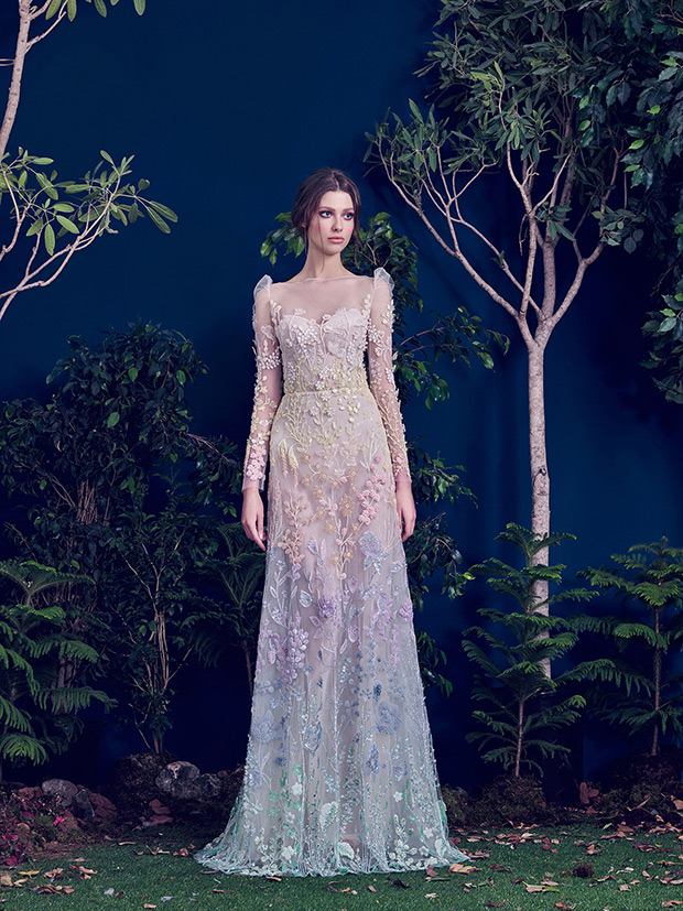 Whimsical, Trendy Dresses From Hamda al Fahim Fall/Winter 2016 ...