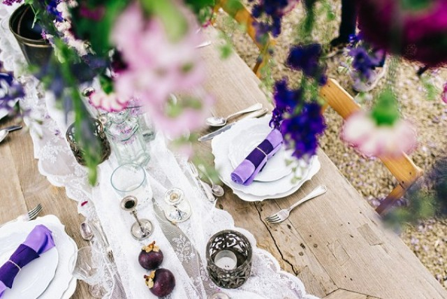Feel inspired for your own spring nuptials