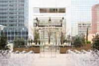 12 ultra-modern wedding space in Dallas
