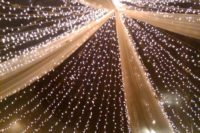 20 light dome for dancing at night and for a festive atmosphere
