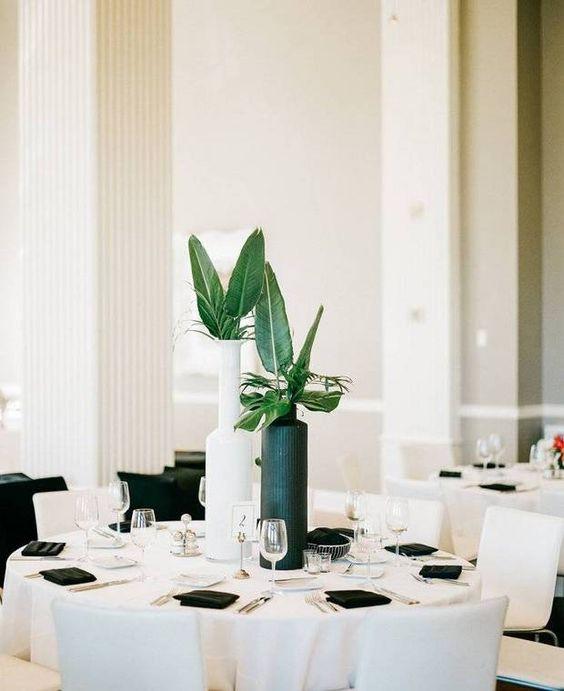 Modern Wedding Ideas: 41 Edgy Modern Wedding Ideas You'll Love