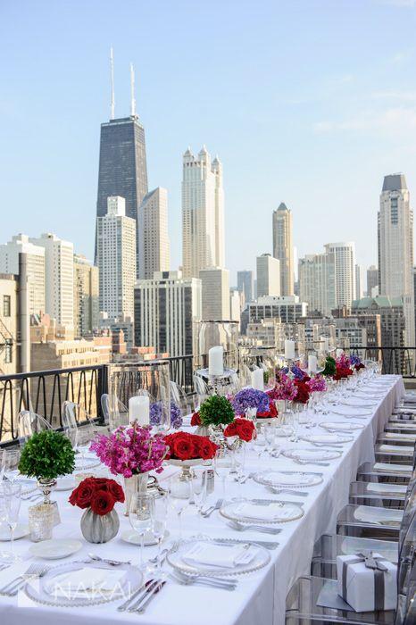 40 jaw dropping rooftop wedding ideas weddingomania
