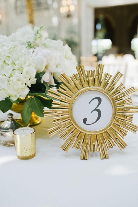 Ultimate Wedding Table Number Guide 40 Ideas Weddingomania