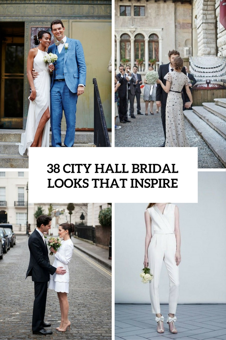 city hall bridal looks that inspire cover