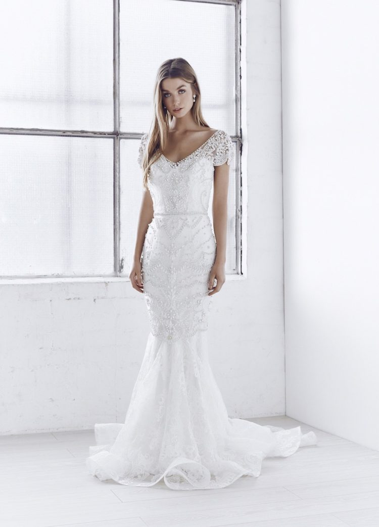 Ceremony Wedding Dress Collection By Anna Campbell