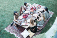 01 If you love East, a Moroccan boho inspired bridal shower is right what you need to spend time with your gals