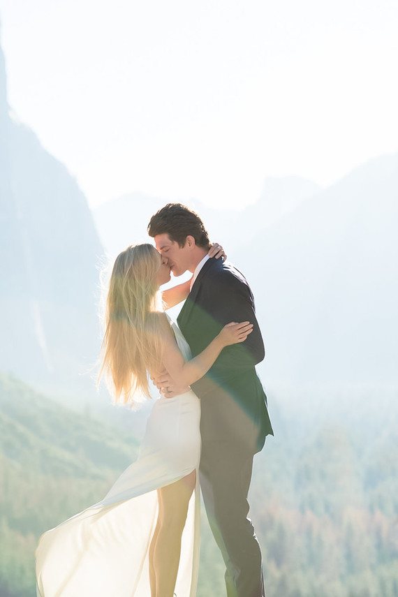 Ethereal Yosemite Wedding With Boho Chic Touches