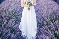 05 go to a lavender field to take photos or to have your ceremony in a romantic place