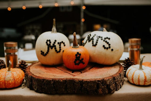 Look at these amazing nail-decorated pumpkins