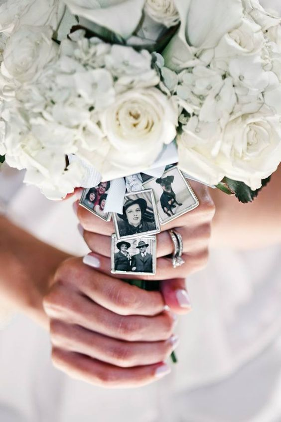something old memories hidden in the bouquet