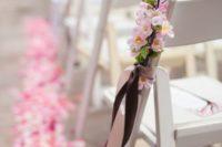 spring wedding idea