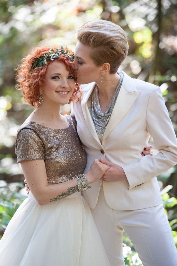 фото свадьбы лесбиянок